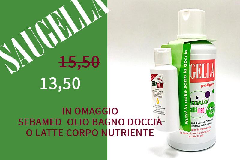 Detergente Intimo Saugella Poligyn
